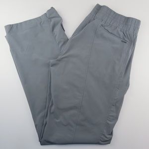 Athleta  Pants Size 12T Tall Grey Lightweight
